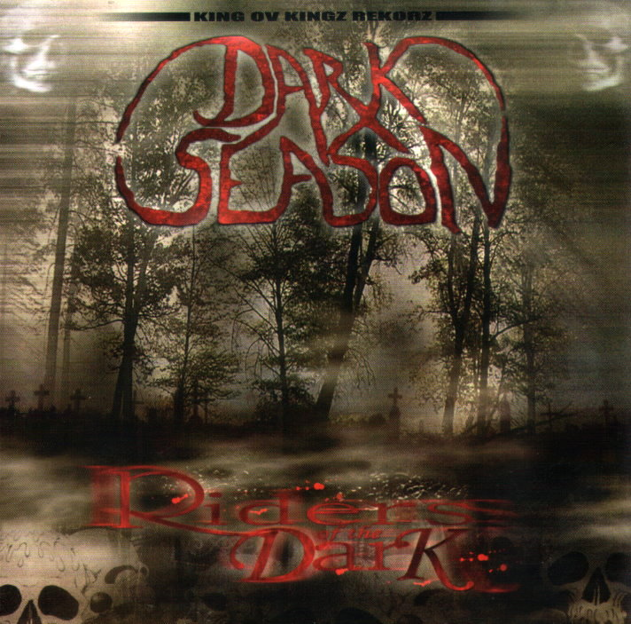 DARK SEASON - RIDERS OF THE DARK (METAL) ***AUSVERKAUFT***